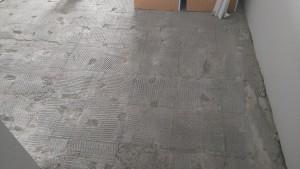 İşlemeye hazır beton zemin!